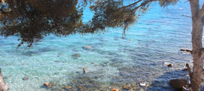 Traveling to South of France? Follow information about beaches and the sea