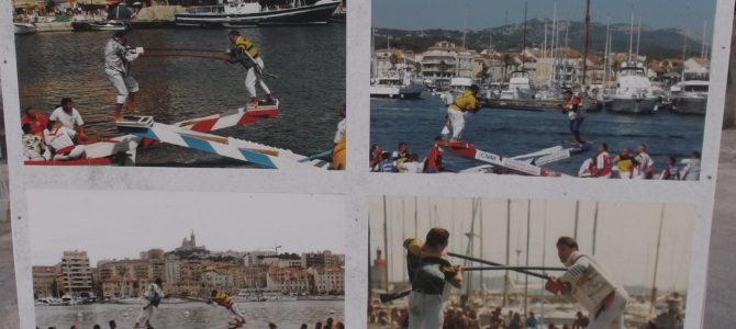 'Joutes' competition – Provence Coast