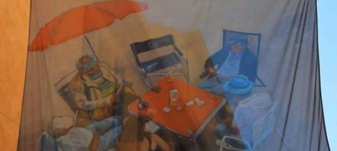 Suspended art Summer 2018 (Sanary-sur-mer)