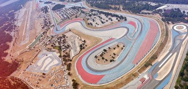 France Grand Prix F1 – June 21 to 23rd