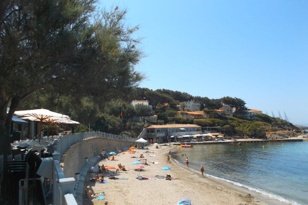 Mediterranean Beach France